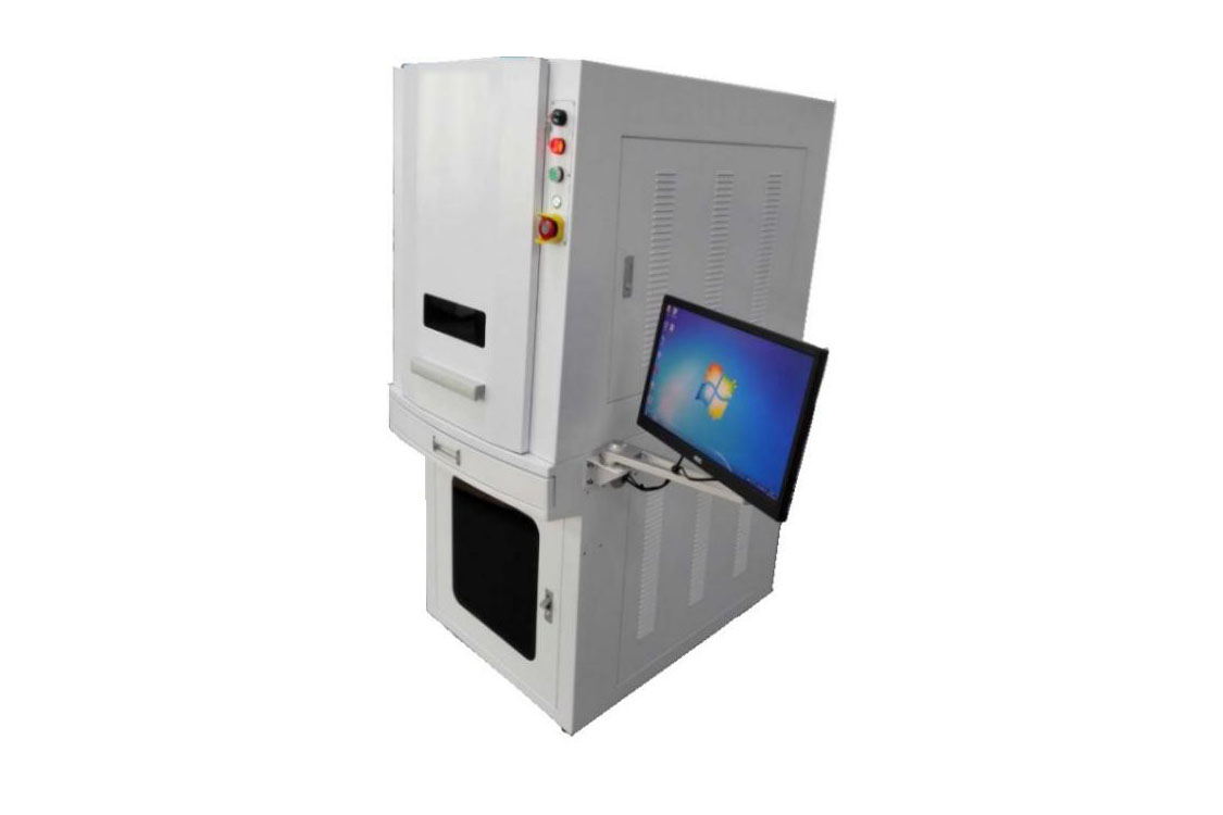RFID Label Antenna Laser Proofing Machine